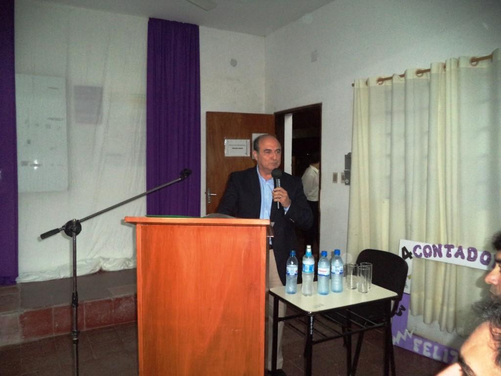 Lic. Miguel Angel Gómez Acosta